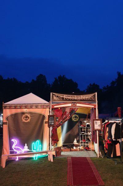 Festival photobooth